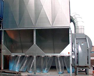 Medium Pressure bagfilter