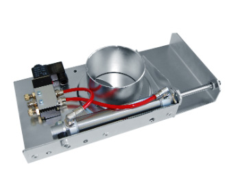 automatic sliding damper