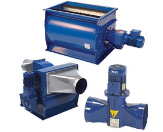 roatry valves