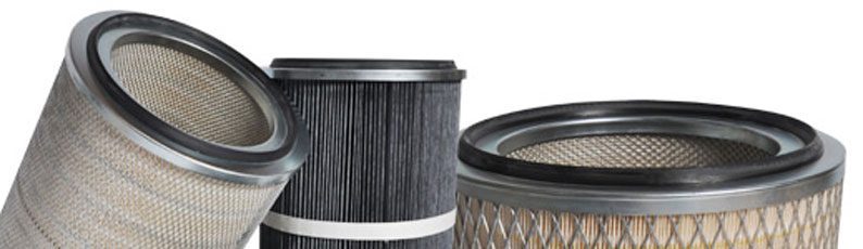 Conventional filter cartridges